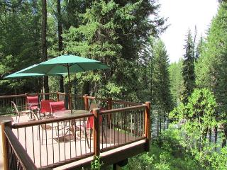 Beautiful McCall Cabin with views of Payette River