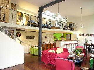 Maison loft 150m2 pour 6 personnes la campagne, París
