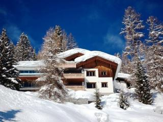 Magnifique chalet contemporain à Davos