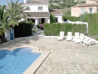 Mar de Timor villa two story holiday home, Benissa