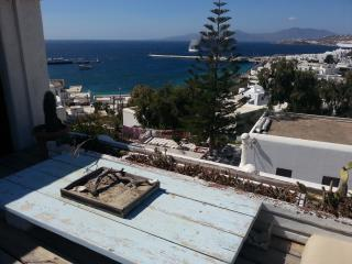 maisonete sea view, Mykonos Town