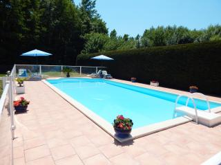 Gorgeous villa with pool, games room, gardens and summer house....just fantastic