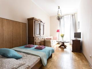 City center Apartment for 4, Cracovia