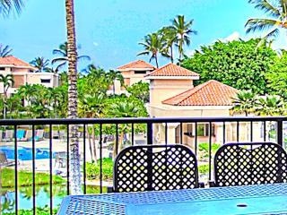 ★★★★★ SHORES AT WAIKOLOA Condo 2/2-  Walk to beach, Waikoloa