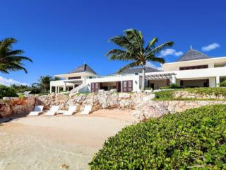 Luxury 10 bedroom Anguilla villa. Beachfront with spectacular views!