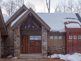 Brand New Custom Contemporary Mountain Home, Durango Mountain