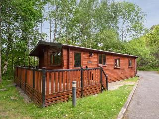 DUNELM LODGE, detached, pine lodge, use of park facilities, in Bethesda, Ref 925325, Tregarth