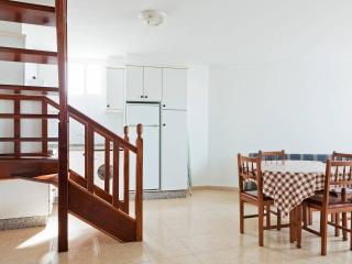 Apartamento 3 habitaciones, 1 bano y 1 aseo, 5 personas, duplex, Isla de Arosa