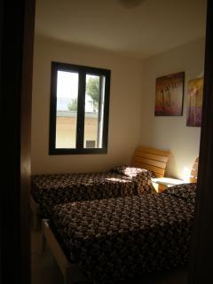seconda stanza da letto