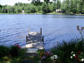 Lakefront Cottage with Dock, Deck and Patio, Madison