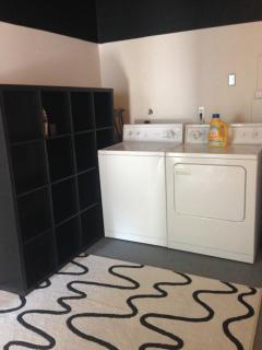 Full sized Washer/Dryer