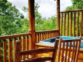 1br w/lft/2ba Mt Elegance!  Private and Not Affected by the fires!!!, Pigeon Forge