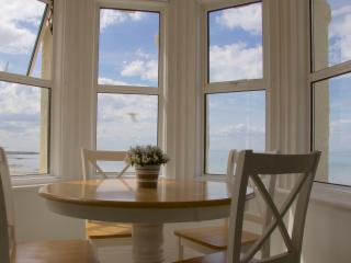 Sea view Victorian penthouse, Margate