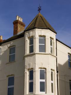 Searenity penthouse exterior