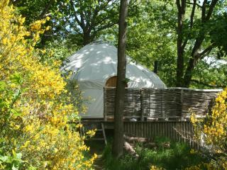 Escley Brook Yurt...Herefordshire/Welsh Border, Michaelchurch Escley