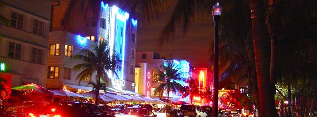 World Known FUN Ocean Dr. in South Beach. ONLY 2 Blocks Away From My Property!!!