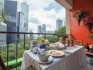 Vacation Rental in Heart of Central Hong Kong