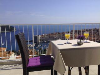 Luxury Apartment With Balcony & Sea View (a1), Dubrovnik