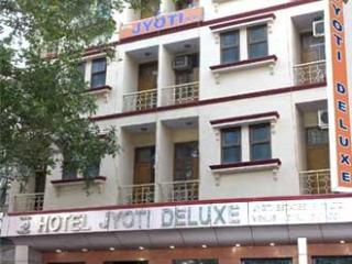 Hotel Jyoti Deluxe, Nueva Delhi