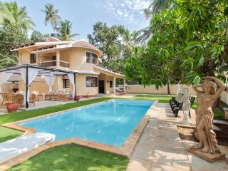 Luxury, Private, 3 bedroom Villa In Calangute, goa