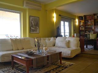 PARALIA SEAVIEW- Holiday Apartment, Paralia Katerinis