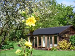 Flaxpool Well Garden Room, Crowcombe