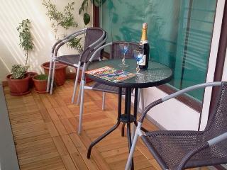 Apartment Priska near beach+ balcony + FREE WI-FI