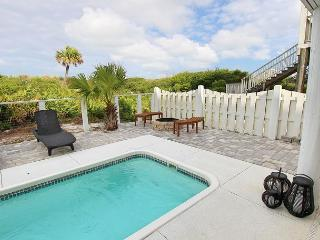 Oceanfront N Cape 4 Bed/3.5 Bath Home, Pool & Spa, Fire Pit*05/21/16 $3730/wk, Cape San Blas