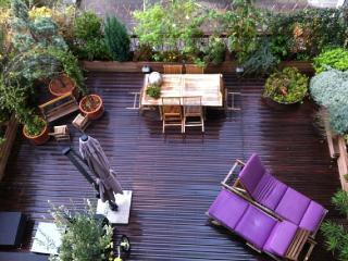 Appartement avec grande terrasse dans résidence