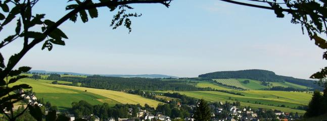 Blick auf Crottendorf
