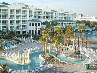 Cape Canaveral Beach Resort 1 bedroom villa