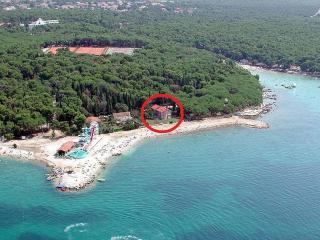 Monolocale in Villa direttamente sul mare, Biograd na Moru