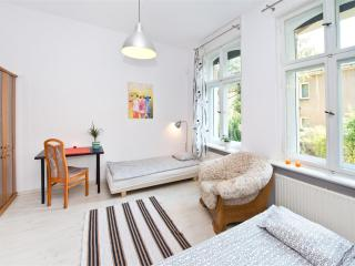 COSY Apartment Anders - SOPOT Center with Garden !