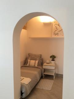Single bed - ground floor