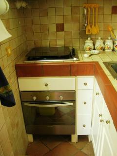 angolo cottura forno + fuochi