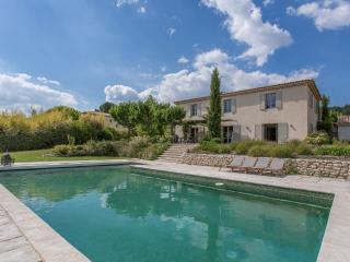Nice villa on the hills of Aix en Provence