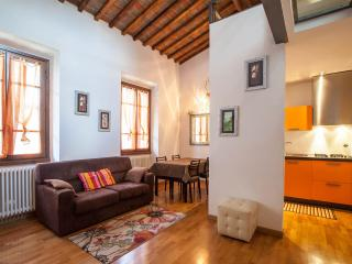 Charming apartment with balcony near Santa Croce in Florence, Florencia