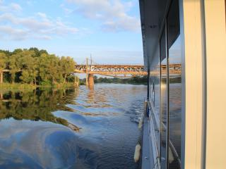 Houseboat Finland: Houseboat DeLuxe 42 m2 / 6 pers