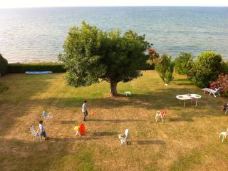 Normandie Villa de bord de mer au bord de l'eau, Grandcamp-Maisy