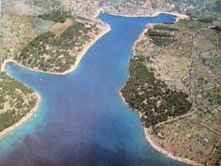 isola brac croazia, Milna