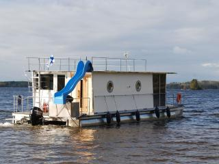 Houseboat Finland: Houseboat Comfort 32 m2/ 6 pers