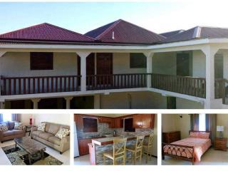 Splinters' Apartments, Antigua