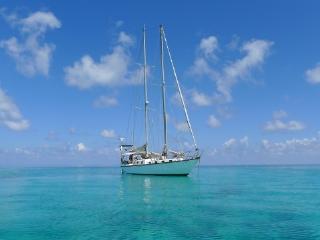 Sail San Blas with Pantalasa