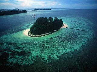 Private Island - Isle East Indies, Thousand Islands