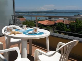 PA-0006 Ático, 2 dormitorios , terraza, Illa de Arousa