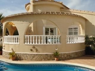 Traditional style villa with it's own pool ....