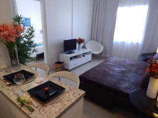NIce cozy flat 1 room - 2 baths Copacabana/Ipanema, Rio de Janeiro
