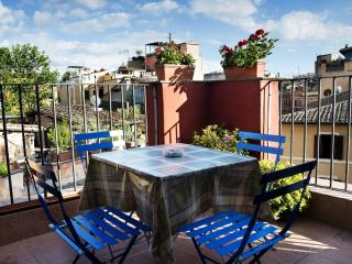 Wonderful Penthouse Rome Center Trastevere