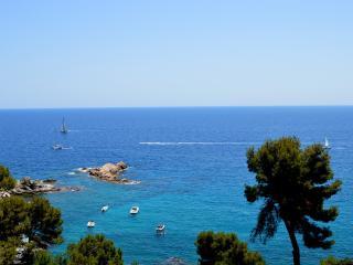 Tossa del mar Estudio con vistas al mar y piscina, Tossa de Mar