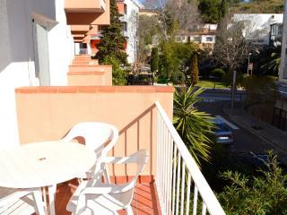 Soleado Apartamento cerca de la playa, Tossa de Mar